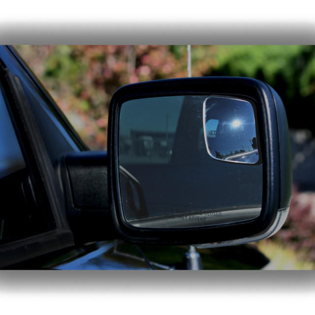 Rm10 Blind Spot Mirrors For 2009 2018 Ram Trucks With Non